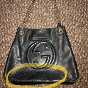 Gucci Medium Soho Shoulder Bag 👜